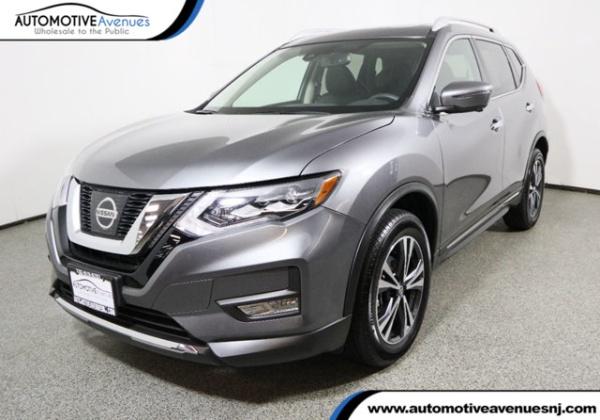 Nissan Rogue 2017 $22995.00 incacar.com