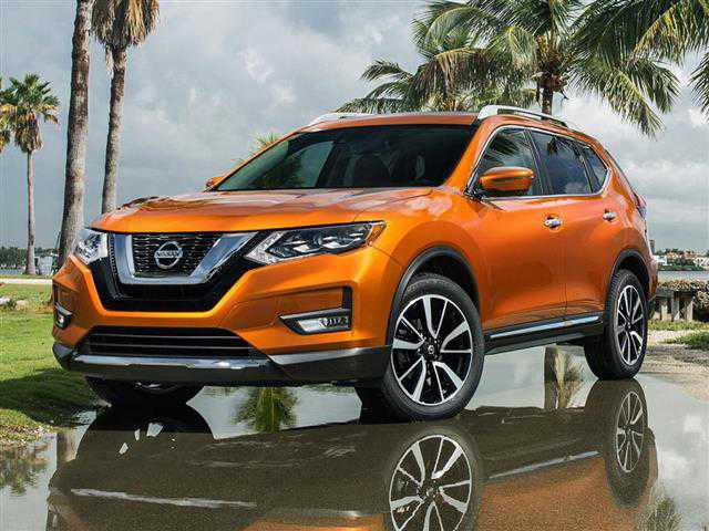Nissan Rogue 2018 $26878.00 incacar.com