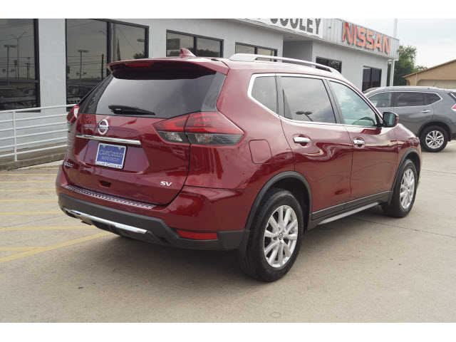 used Nissan Rogue 2018 vin: 5N1AT2MT4JC712650