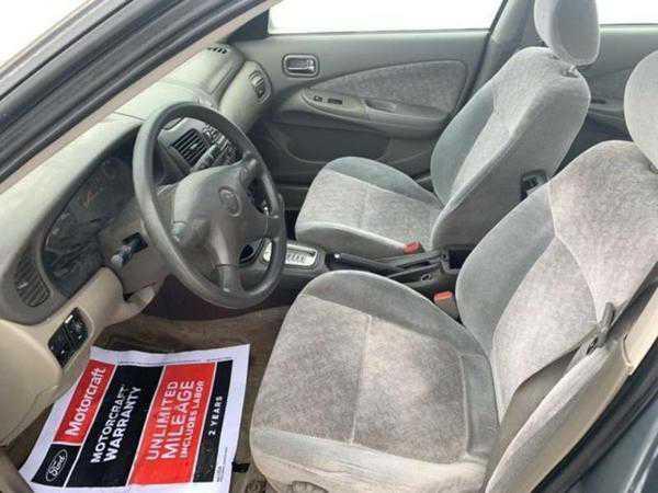 Nissan Sentra 2000 $600.00 incacar.com