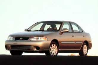 Nissan Sentra 2001 $3739.00 incacar.com