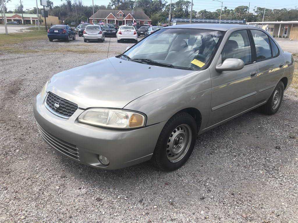 Nissan Sentra 2002 $899.00 incacar.com