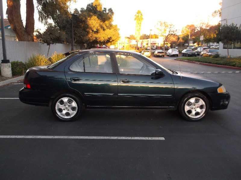 Nissan Sentra 2003 $1995.00 incacar.com