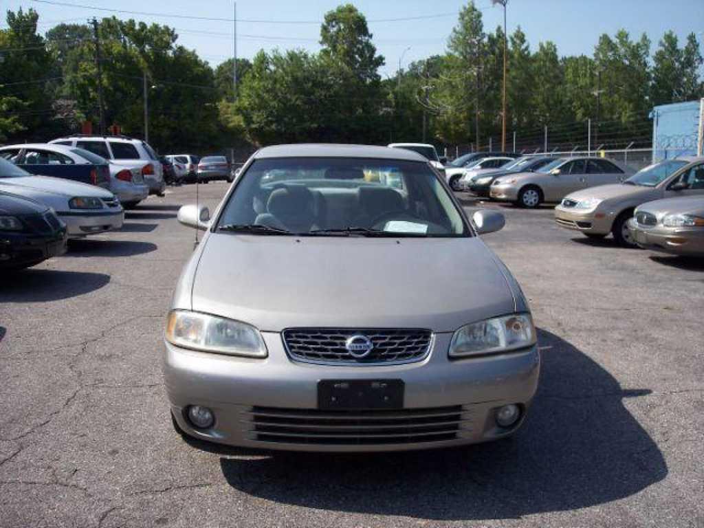Nissan Sentra 2003 $6995.00 incacar.com