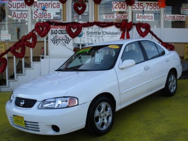 Nissan Sentra 2003 $6999.00 incacar.com