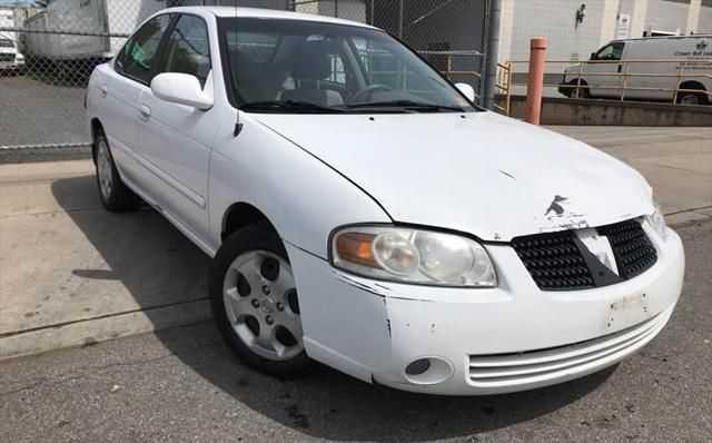 Nissan Sentra 2004 $1097.00 incacar.com