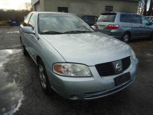 Nissan Sentra 2004 $900.00 incacar.com