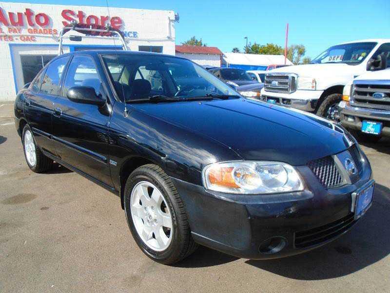 Nissan Sentra 2005 $3995.00 incacar.com
