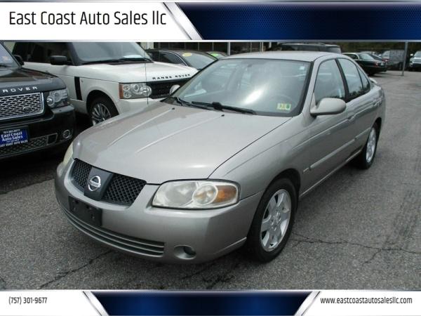 Nissan Sentra 2006 $3395.00 incacar.com