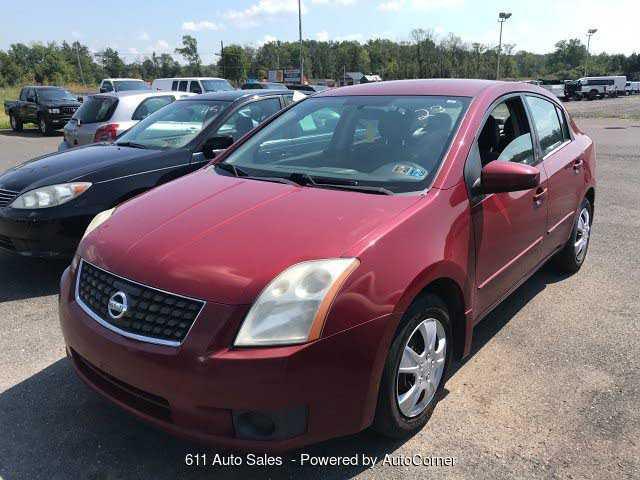 Nissan Sentra 2007 $2400.00 incacar.com