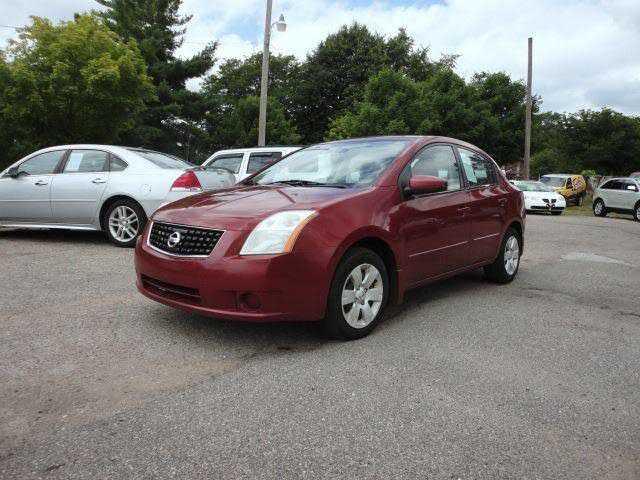 Nissan Sentra 2008 $2883.00 incacar.com