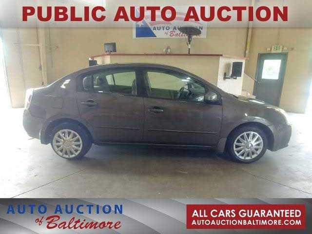 Nissan Sentra 2009 $2200.00 incacar.com