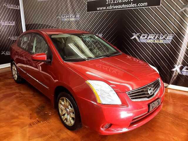 Nissan Sentra 2010 $3490.00 incacar.com