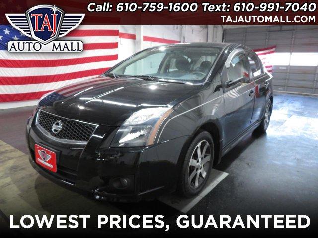 Nissan Sentra 2012 $6277.00 incacar.com