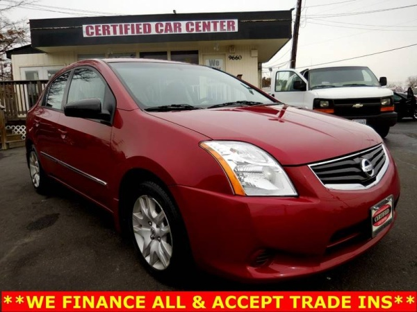 Nissan Sentra 2012 $4965.00 incacar.com