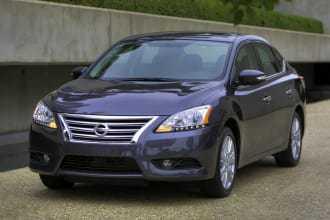 Nissan Sentra 2013 $7483.00 incacar.com