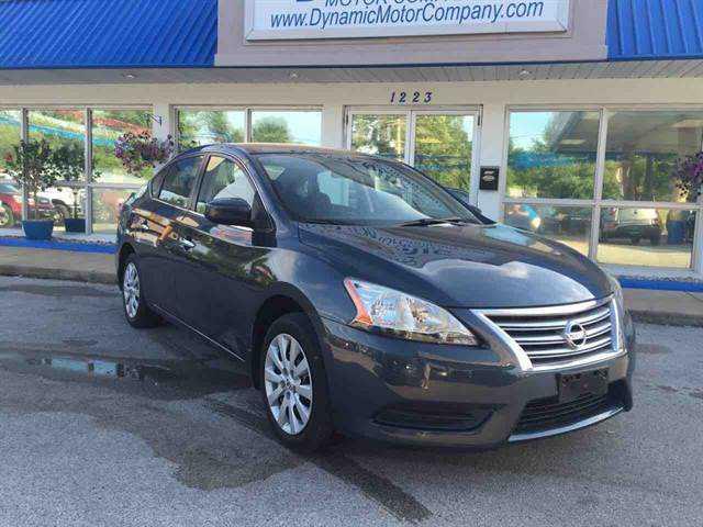 Nissan Sentra 2013 $12900.00 incacar.com