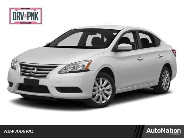 Nissan Sentra 2013 $9291.00 incacar.com