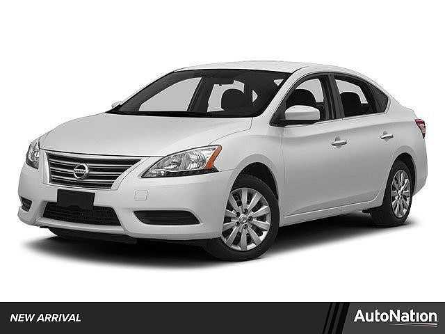 Nissan Sentra 2014 $8995.00 incacar.com