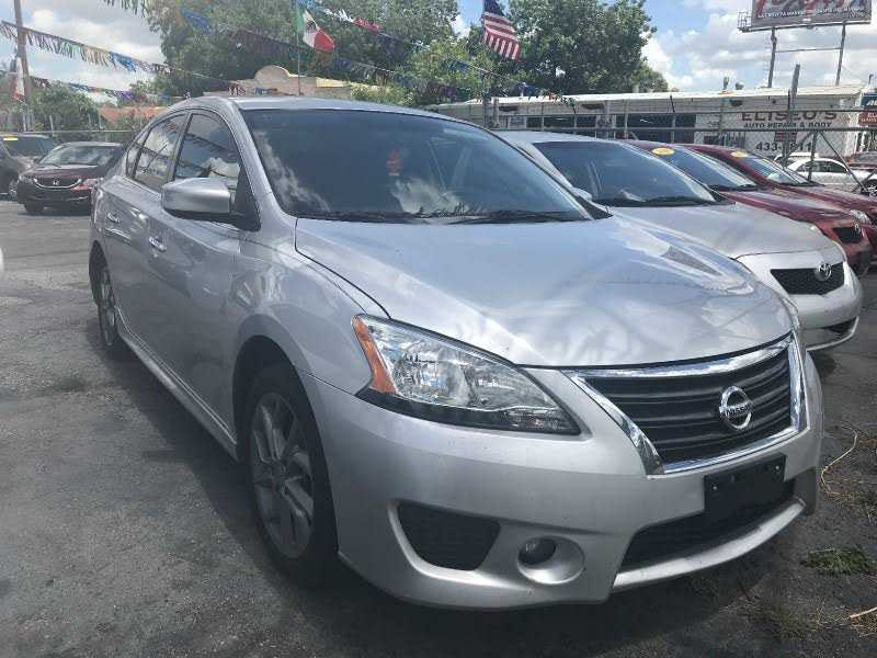 Nissan Sentra 2014 $13499.00 incacar.com