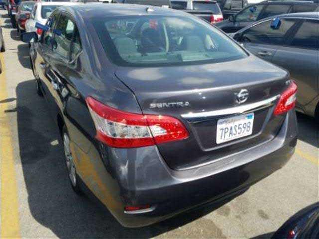 Nissan Sentra 2015 $10500.00 incacar.com