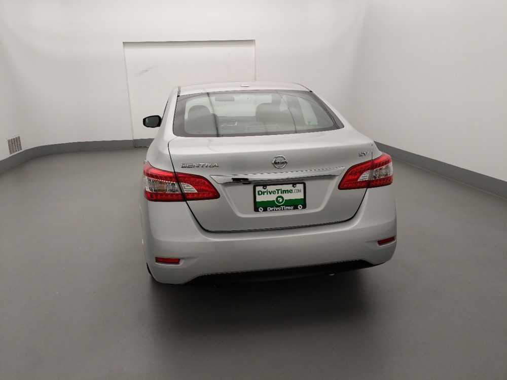Nissan Sentra 2015 $10695.00 incacar.com