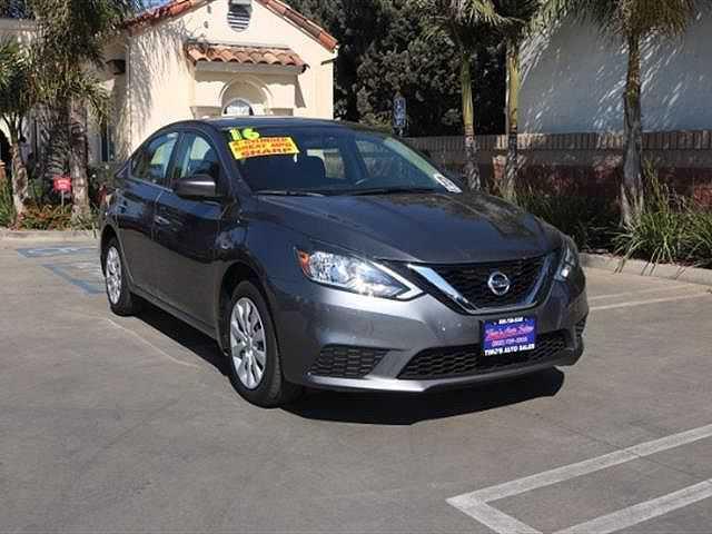 Nissan Sentra 2016 $14495.00 incacar.com