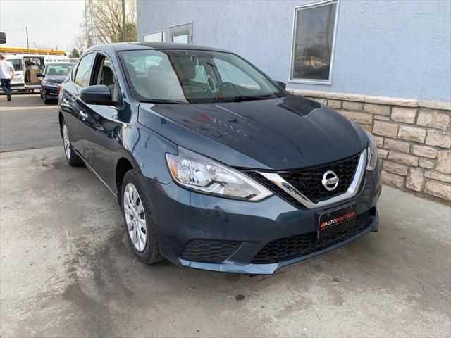 Nissan Sentra 2016 $7995.00 incacar.com