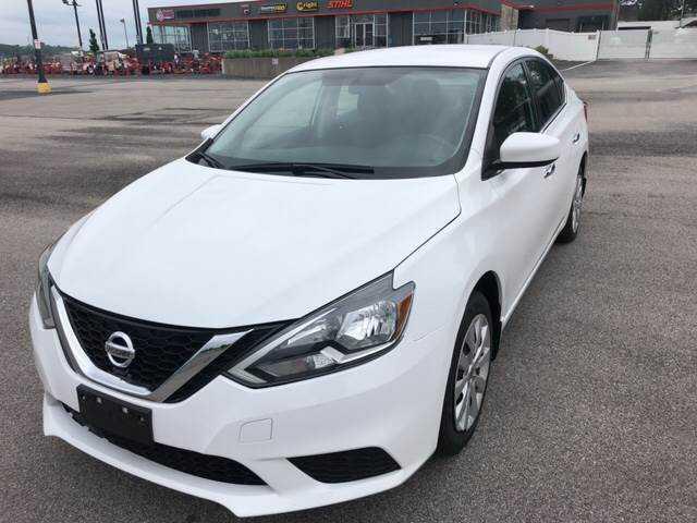 Nissan Sentra 2017 $13900.00 incacar.com