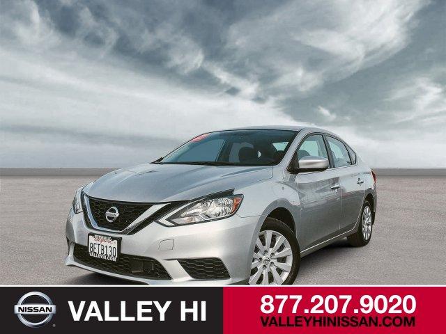 Nissan Sentra 2018 $15691.00 incacar.com