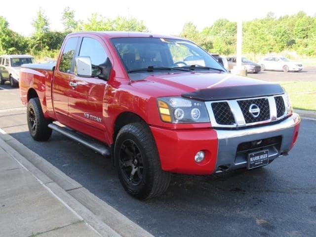 Nissan Titan 2006 $11995.00 incacar.com