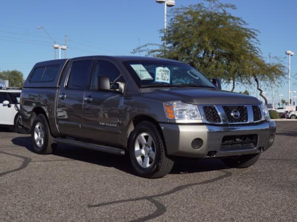 Nissan Titan 2006 $16999.00 incacar.com