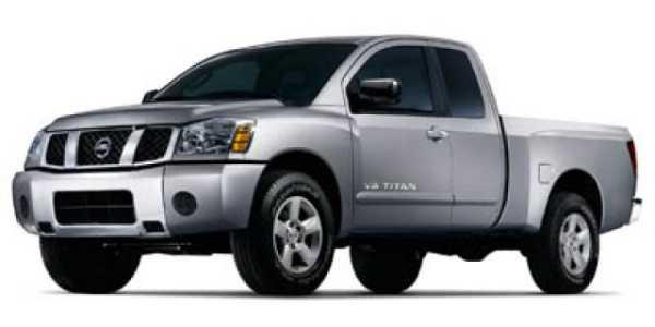 Nissan Titan 2007 $9495.00 incacar.com