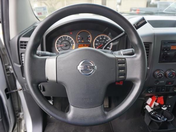 Nissan Titan 2009 $8283.00 incacar.com