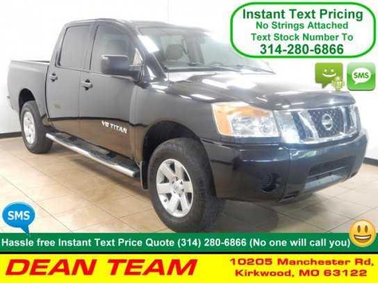 Nissan Titan 2009 $14950.00 incacar.com