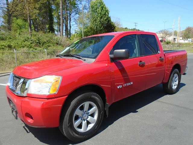 Nissan Titan 2011 $5900.00 incacar.com