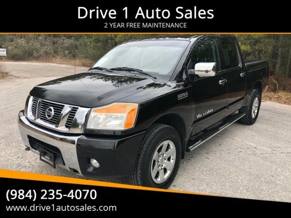 Nissan Titan 2011 $10799.00 incacar.com