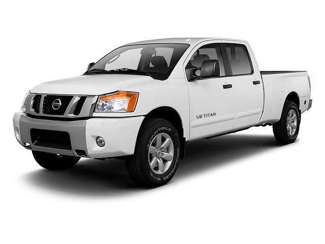 Nissan Titan 2012 $20950.00 incacar.com