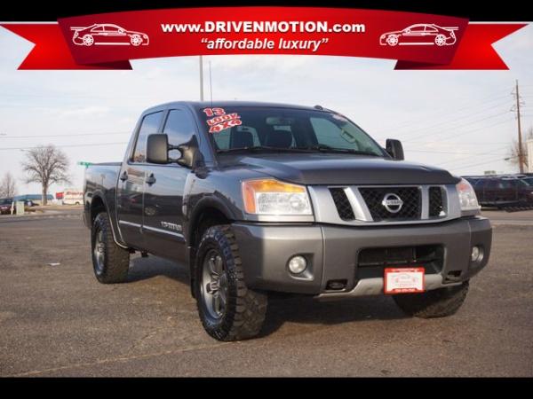 Nissan Titan 2013 $17494.00 incacar.com