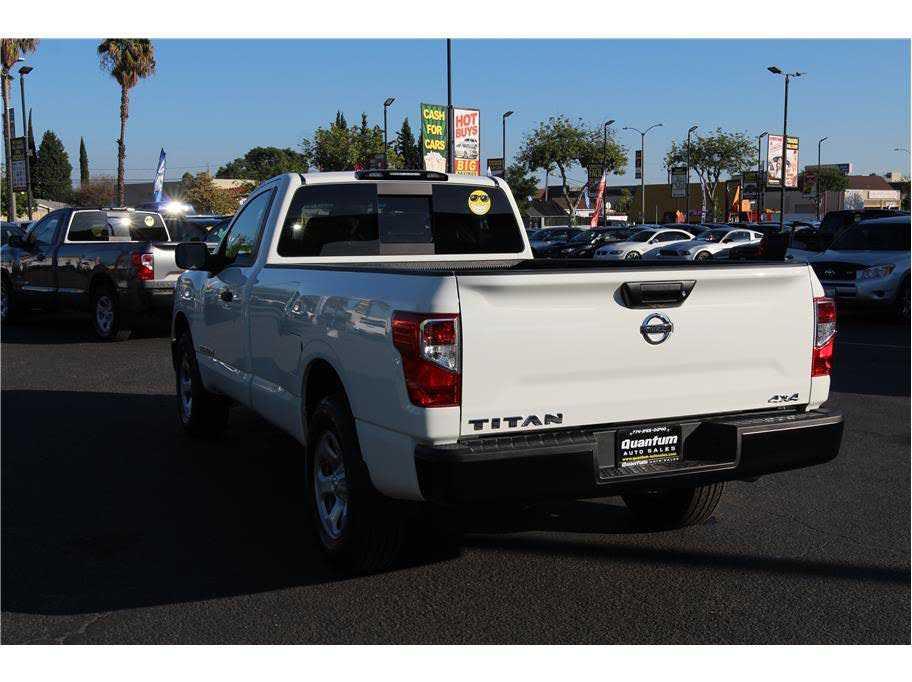 Nissan Titan 2017 $26995.00 incacar.com