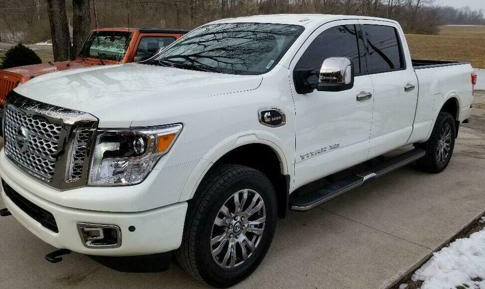 Nissan Titan 2017 $35100.00 incacar.com