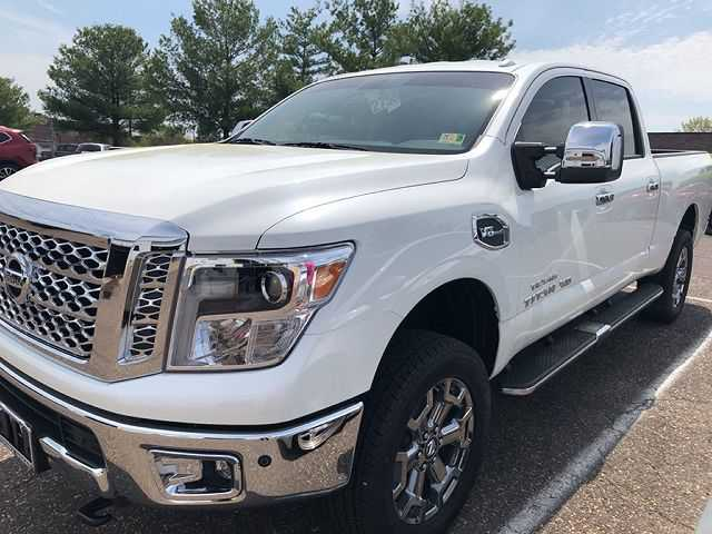 Nissan Titan 2018 $39877.00 incacar.com