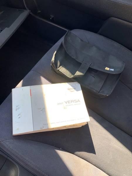 Nissan Versa 2007 $3295.00 incacar.com