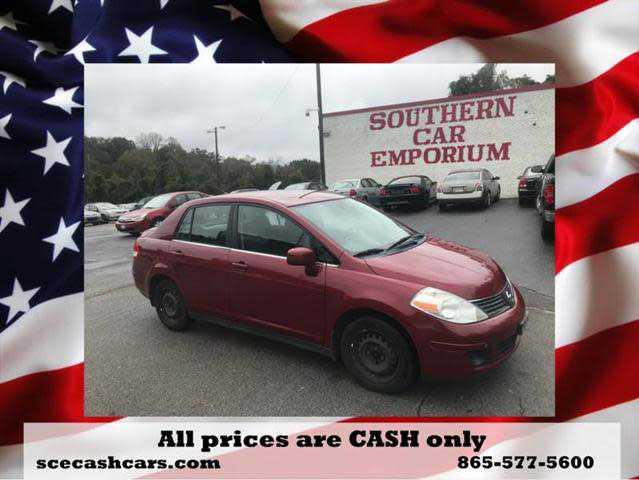 Nissan Versa 2008 $2950.00 incacar.com