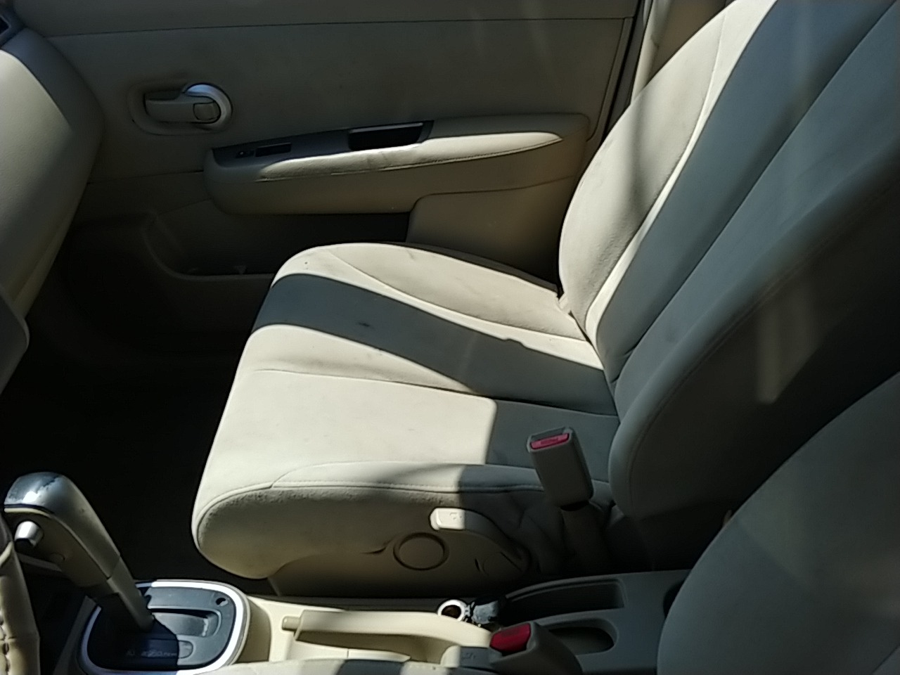Nissan Versa 2008 $3292.00 incacar.com