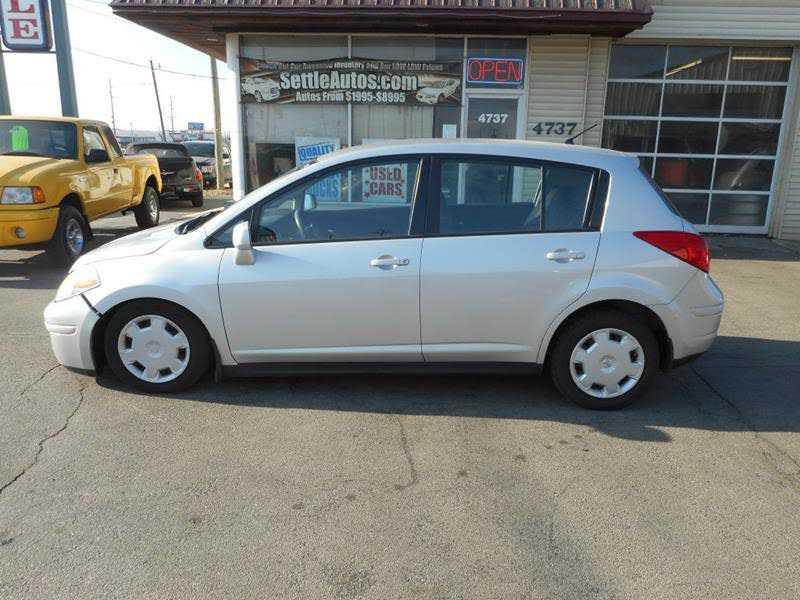 Nissan Versa 2009 $2877.00 incacar.com