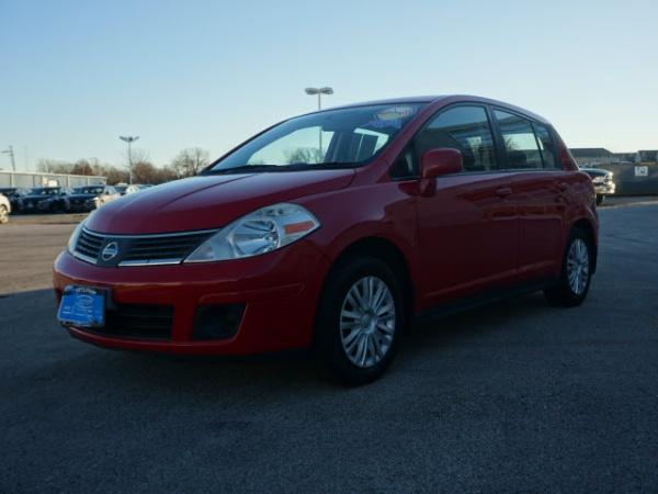 Nissan Versa 2009 $4483.00 incacar.com