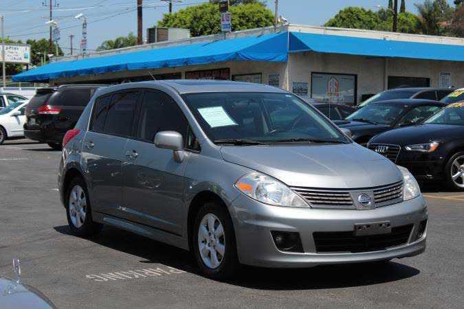 Nissan Versa 2009 $4922.00 incacar.com