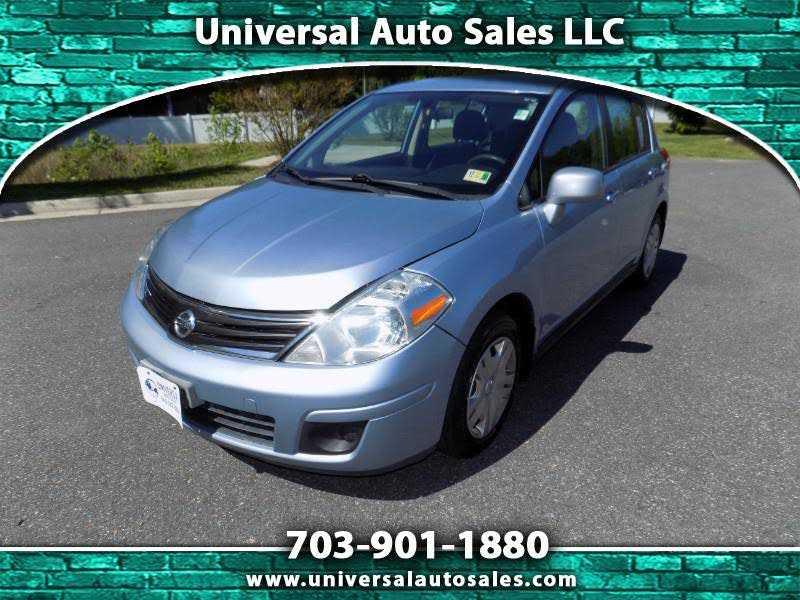 Nissan Versa 2010 $3492.00 incacar.com