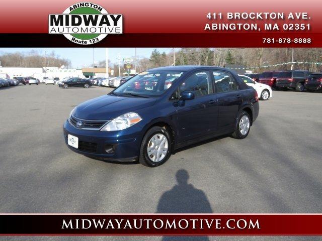 Nissan Versa 2011 $5293.00 incacar.com